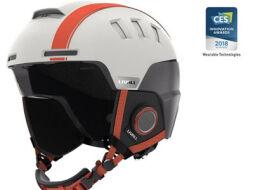 滑雪戴智能頭盔怎樣?