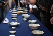 """""""泰兴号""""清代沉船瓷器入藏国博"""