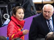"""""""讓冰雪運動的根扎牢""""——訪中國滑冰協會主席李琰"""