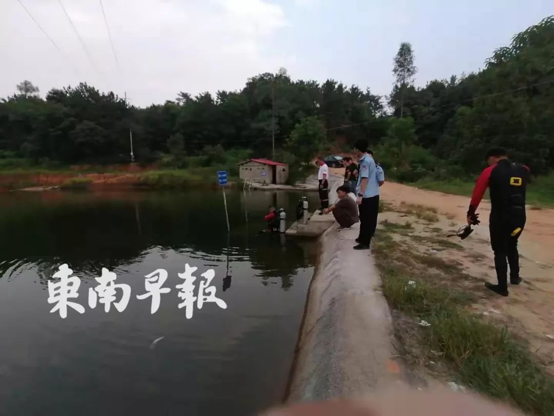 痛心!福建南安:男子水库溺亡,才19岁!同伴说他不会游泳