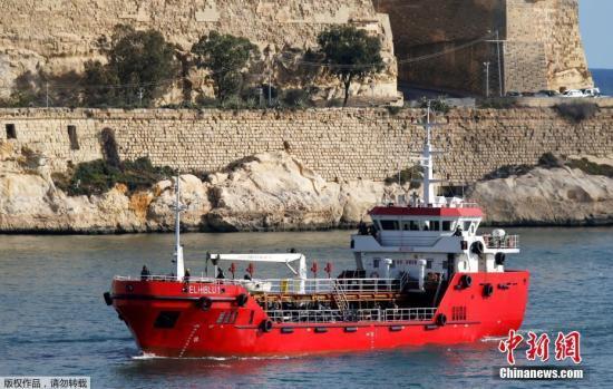 意大利政府允许难民救援船靠岸 系14个月来首次