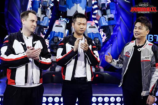 《铁甲雄心》中国铁甲完美绽放 实力展拼搏精神