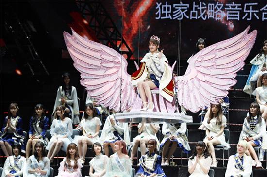 李艺彤宣告成立个人工作室 毕业公演泪洒舞台