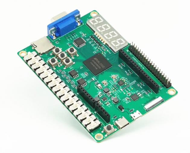 安路科技邀您参加第三届全国大学生FPGA创新设计竞赛