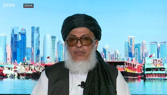 """塔利班:如果美国希望恢复和谈,我们""""大门敞开"""""""
