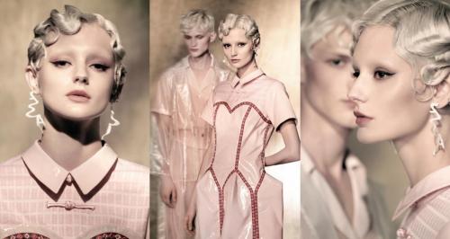 揭开中国独立设计师品牌Esa Liang梁冰琴国际时装周倍受宠爱的秘密!