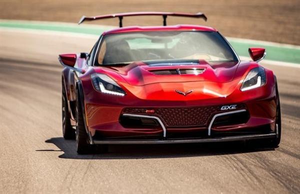 338.2km/h!科尔维特C7电动版刷新电动车极速记录