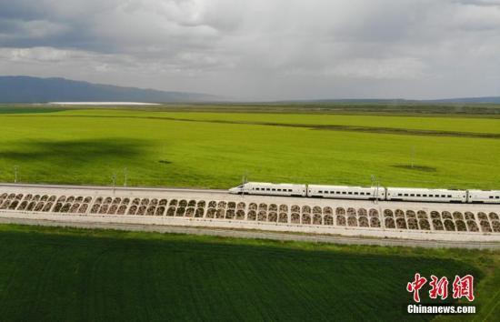 截至2018年末中国高铁里程达2.9万公里 居世界第一