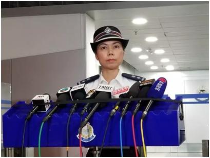 港警凌晨通报昨夜乱局,香港今天几乎半城停摆