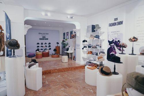 法国轻奢帽饰品牌être par lee于巴黎举办静态展览秀