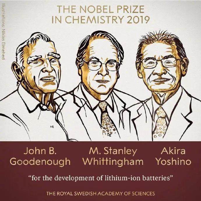 诺贝尔化学奖刚一公布?,网友就被这个老爷爷的名字带跑了!