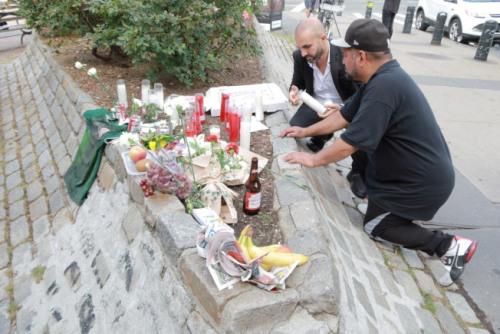 美媒:纽约83岁华裔老人遭攻击遇害 华埠举行悼念仪式