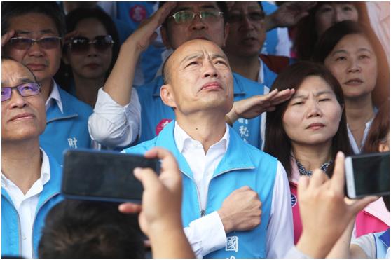 """韩国瑜狠批民进党:""""东厂仍旧在、肥猫处处生"""""""