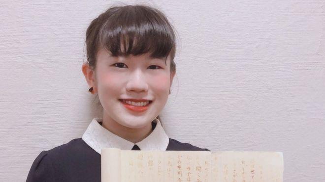 日本女生论文交白卷却获最高分!教授:很满意