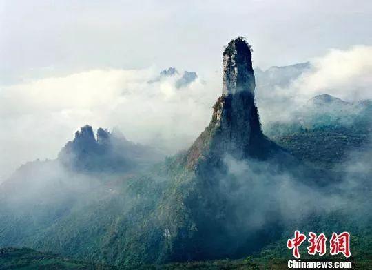 我国新增5处国家地质公园,你打算先去哪个看看?