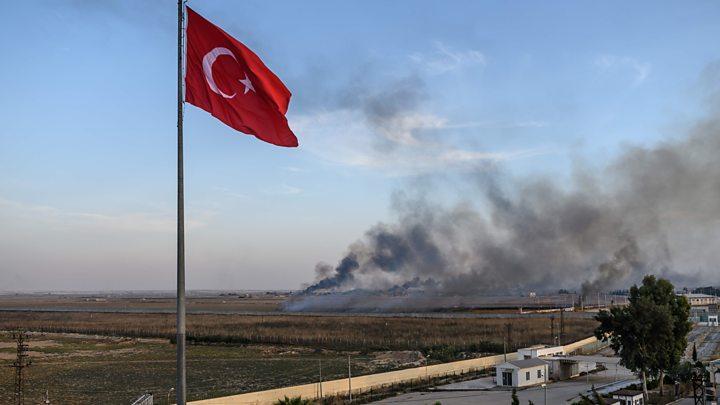 土耳其:若美国实施制裁 土方将作出回应