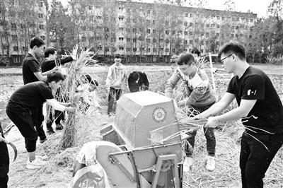 """四川大学设""""干农活""""课程,学生:更能获得满足感"""