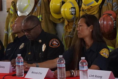 美媒:洛杉矶911中心华裔主管称一天2100通电话接到手软