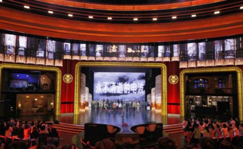 """《故事里的中国》创""""1+N""""沉浸式多维舞台空间"""