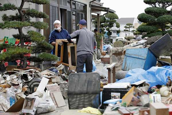 """日本拟将台风""""海贝思""""定为""""特定紧急灾害"""" 助力灾后恢复"""