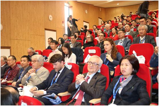 武汉大学在巴黎举行第四届海外学术文化周