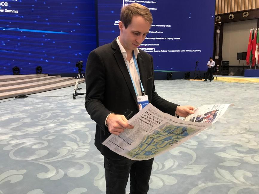 外媒:中国互联网25年 世界期待中国灵感