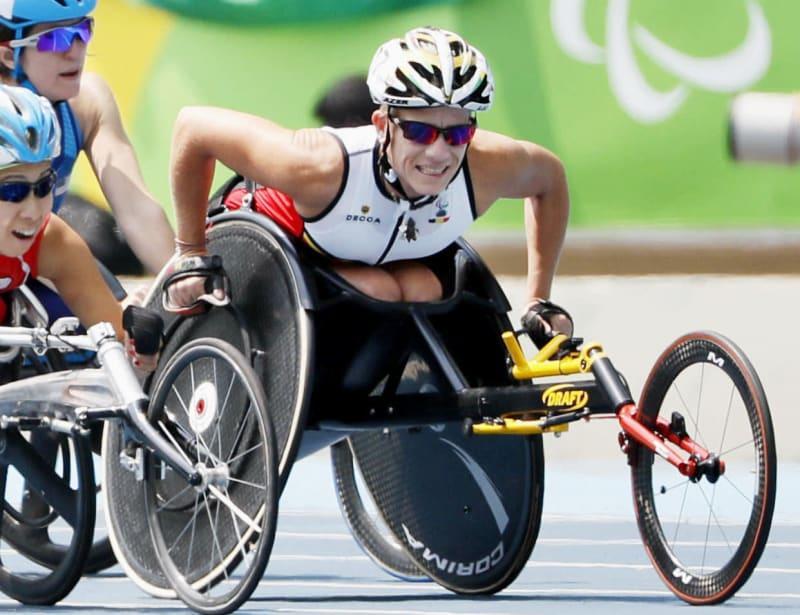 痛惜!与病痛斗争26年 比利时40岁残奥冠军接受安乐死