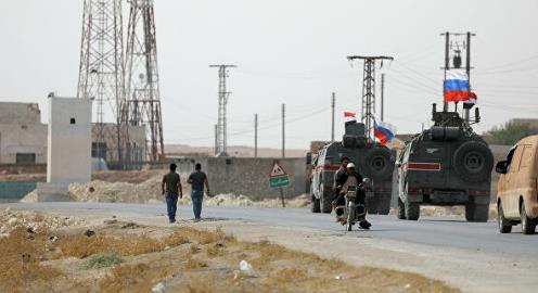 俄罗斯发声明指责美国:抛弃库尔德盟友 迫使他们与土耳其作战
