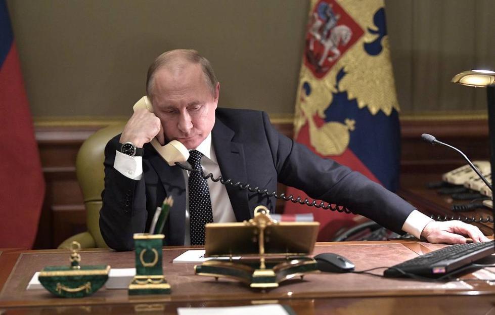 克宫:普京向叙方通报俄土会谈成果 叙总统表示感谢和支持