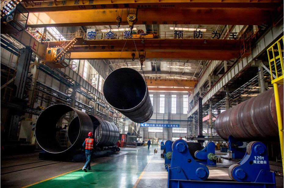 """大庆石化高端炼化装备制造""""飘洋过海""""创外汇"""