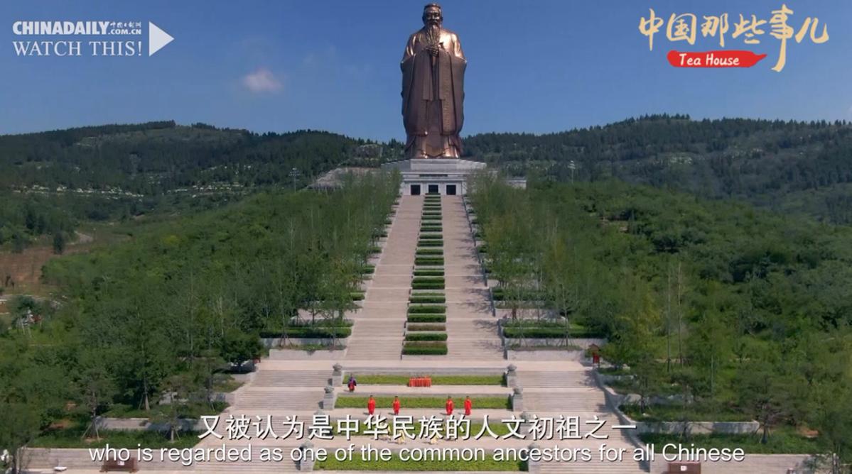 美国人:惊异儒家思想对中国社会的影响力