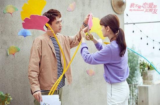 《我不能恋爱的女朋友》许魏洲表演自然获赞扬