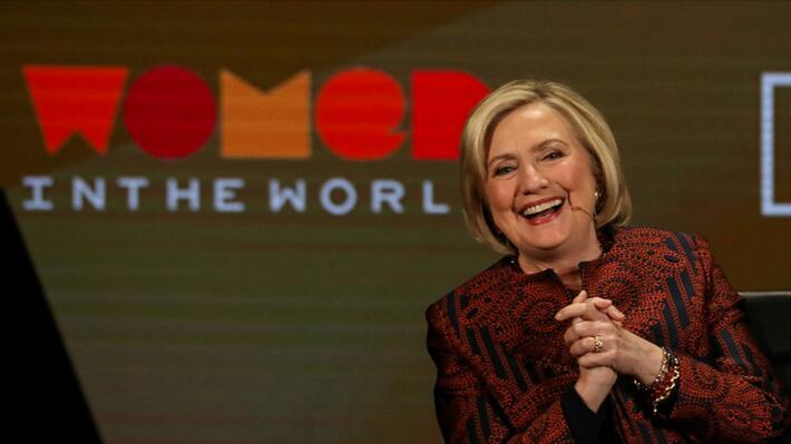 克林顿总统前顾问:希拉里很可能再战2020总统大选