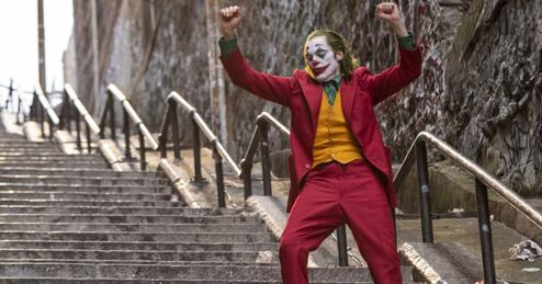 """《小丑》电影热映,纽约取景""""长阶梯""""成游客打卡热门点"""