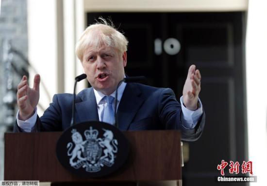 """英国将迎近""""圣诞""""大选 约翰逊能打破脱欧僵局吗?"""