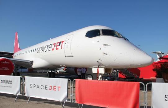 日本首款国产喷气客机又被美国取消订单 开发缓慢已拖7年