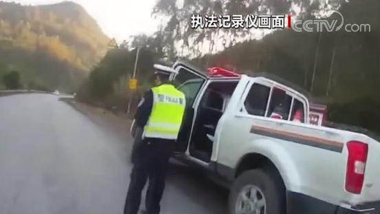 广西忻城交通肇事致人死亡 民警锁定逃逸者