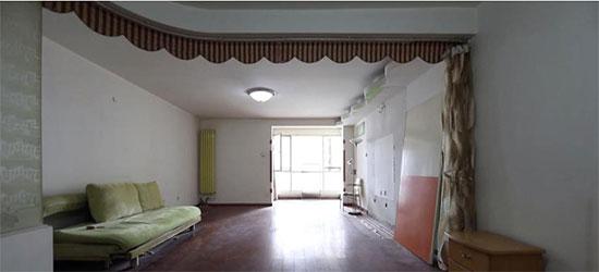 《暖暖的新家》爆改50平米开间 打造环保之家