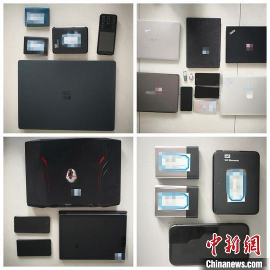 江苏警方破获一起侵犯公民个人信息案:非法获取信息3亿多条