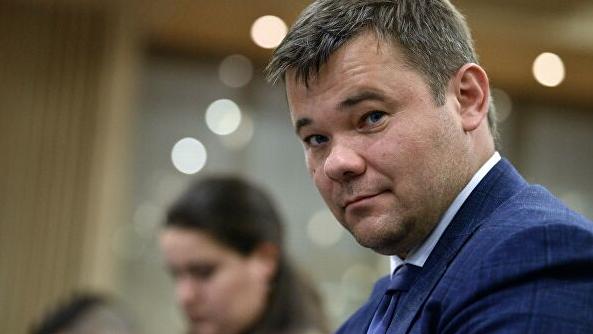 乌克兰官员斗殴被打掉门牙?总统办公厅主任发淤青照自嘲(图)