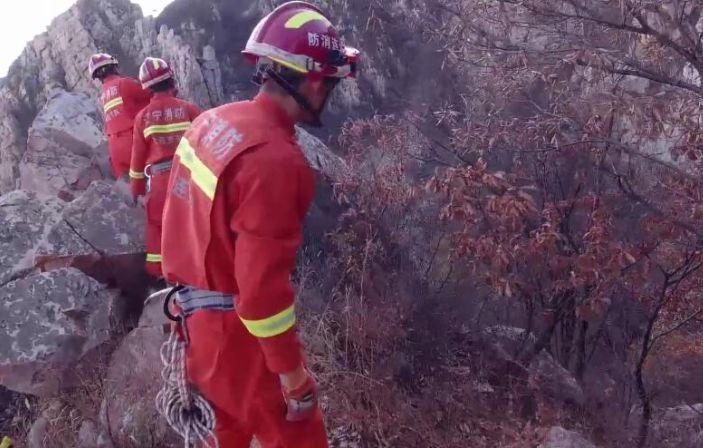 23岁男子独自爬大黑山 结果在半山腰的碎石中被发现