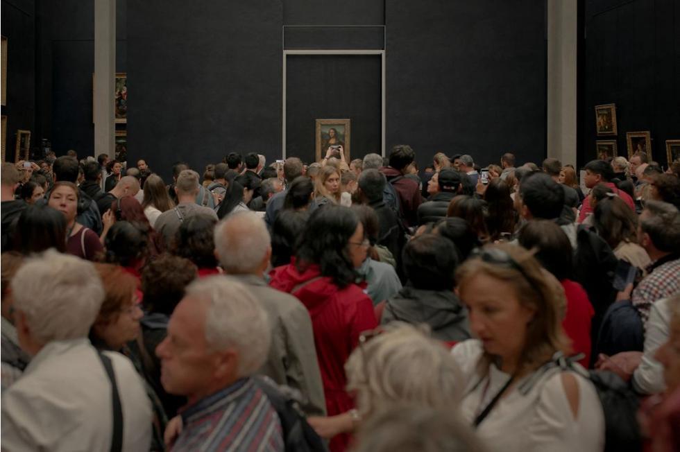 纽约时报:卢浮宫应该撤走《蒙娜丽莎》,网友:那么缺读者吗?