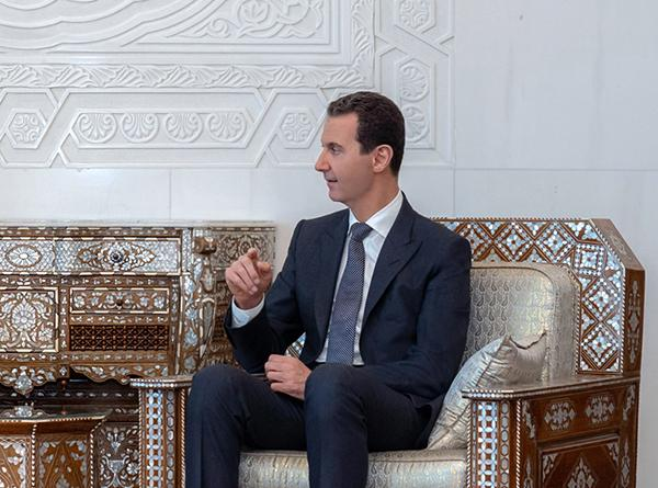 <b>叙总统:欧盟应该担心它支持的极端组织武装人员,而非难民</b>