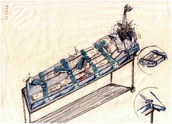 水刑、蹲禁闭箱、撞墙……美媒揭关塔那摩监狱囚犯遭CIA虐待施酷刑