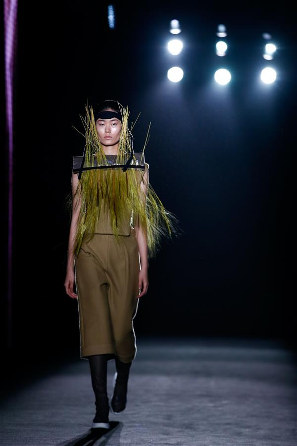 巴塞罗那时装周——Txell Miras品牌时装秀
