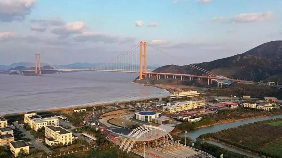 舟山跨海大桥17日起免费通行 直至疫情防控结束