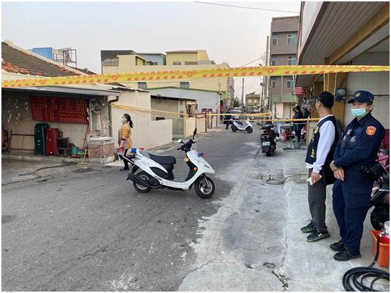 台南市将军区惊传枪击案,造成一死一重伤