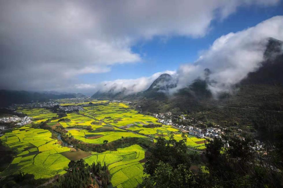 今日15时起:贵州省黔西南州景区景点全部开放