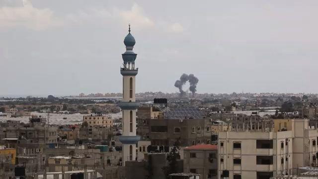 """美所谓""""新中东和平计划""""致巴以紧张升级"""