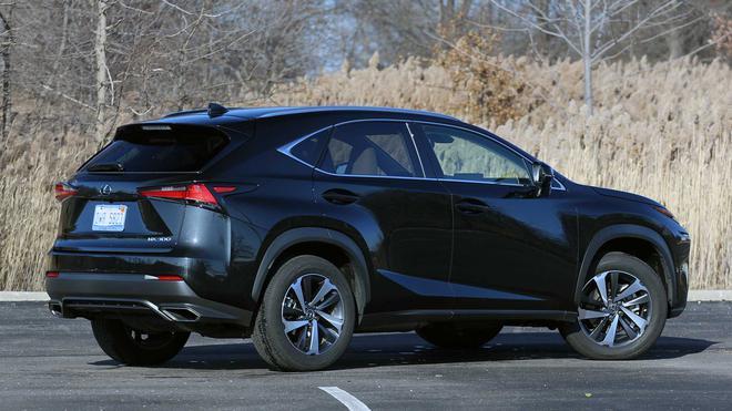 全新雷克萨斯入门SUV增加NX 250新车型